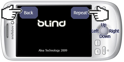 Blind Android App