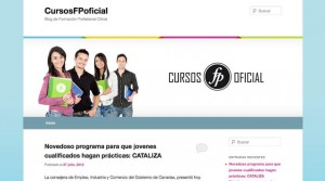 CursosFP Oficial Blog Customization