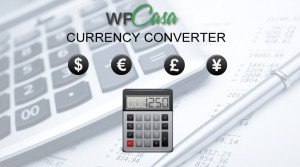 wpCasa Currency Converter